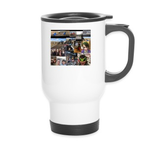 Milo j limited edition t-shirt - Travel Mug