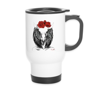 Zodiac Signs -Taurus - Travel Mug