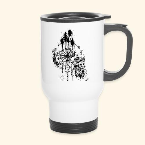 renard nature - Mug thermos