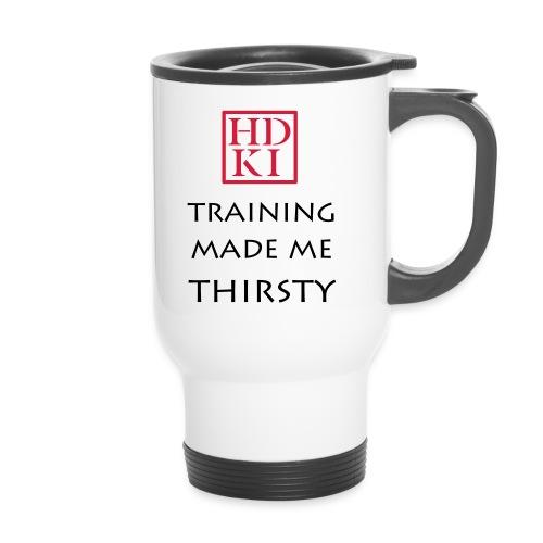 HDKI thirsty - Travel Mug