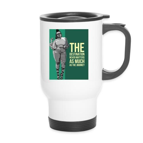 girlquote - Mug thermos