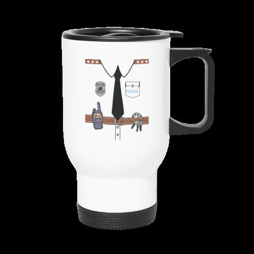 Funny Cute Uniform - Travel Mug