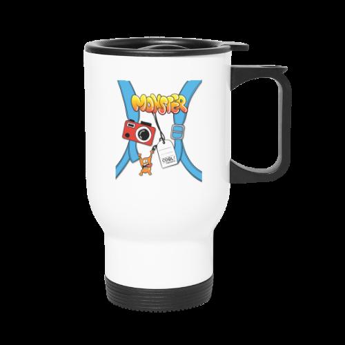 Do You Know A Monster - Travel Mug