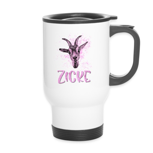 Zicke - Thermobecher