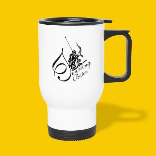 twirling b 2 - Mug thermos