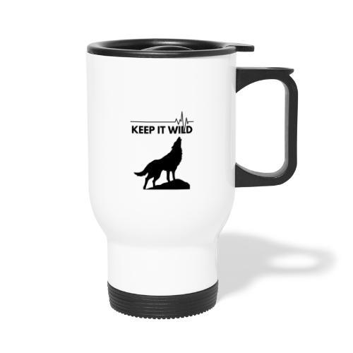 Keep it wild - Thermobecher