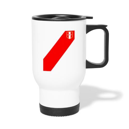 Seleccion peruana de futbol - Thermal mug with handle