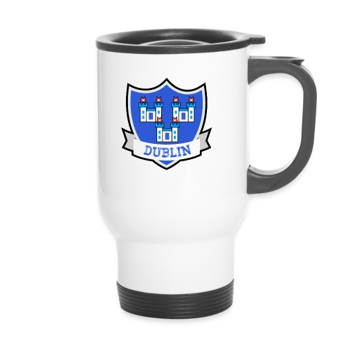 Dublin - Eire Apparel - Travel Mug