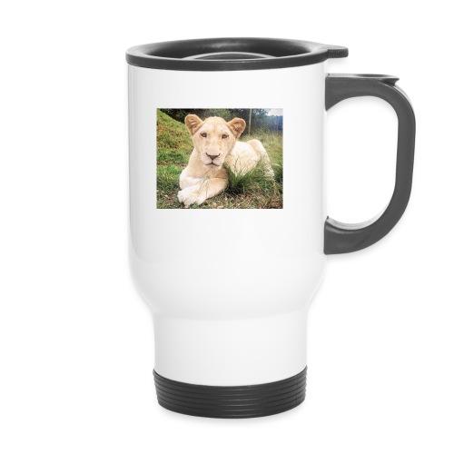 10536 2Cmoomba groot - Travel Mug