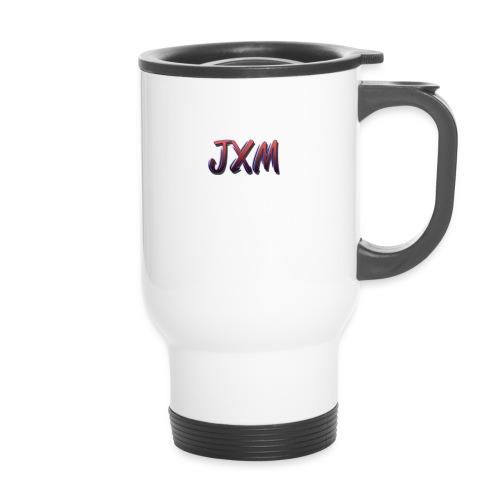 JXM Logo - Travel Mug