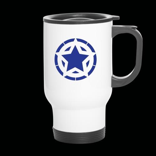 Stern Logo - Thermobecher mit Tragegriff