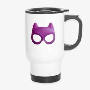 Bat Mask - Kubek termiczny