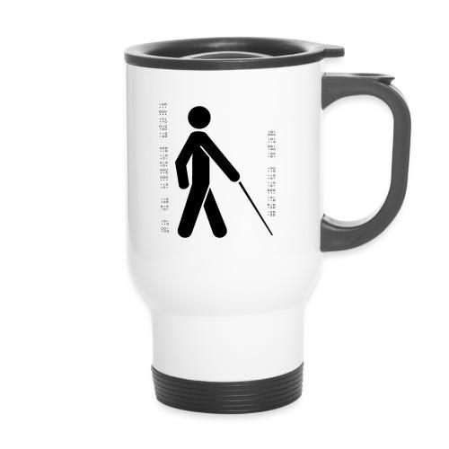 Blind T-Shirt - Travel Mug