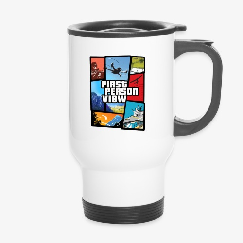 Ultimate Video Game - Travel Mug