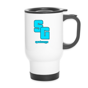 SpudGamer Logo - Travel Mug