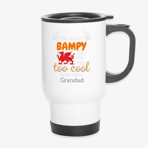 I'm Called BAMPY - Cool Range - Travel Mug