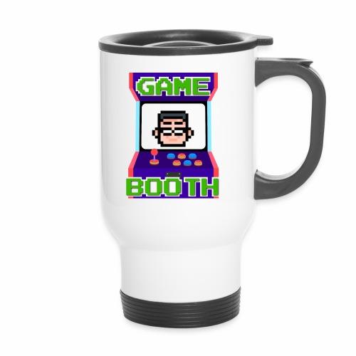 GameBooth Icon Logo - Travel Mug