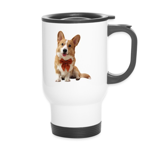 Bowtie Topi - Thermal mug with handle