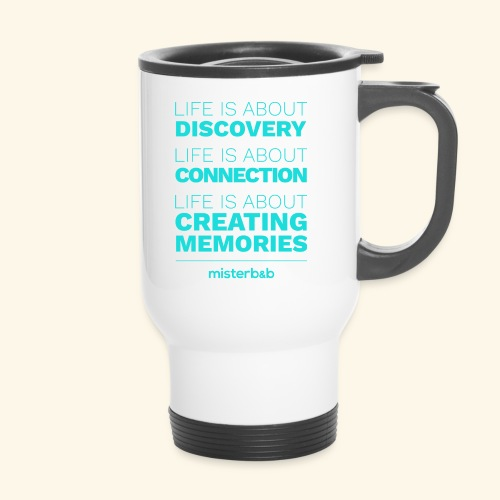misterb&b - Mug thermos