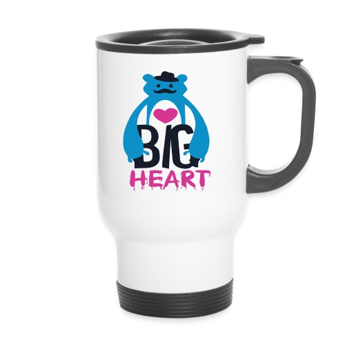 Big Heart Monster Hugs - Travel Mug