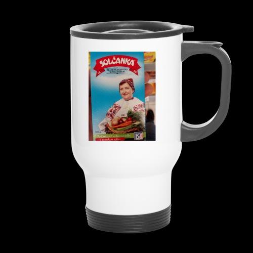 Babushka's fines - Thermal mug with handle