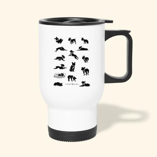 Frenchie - Mug thermos