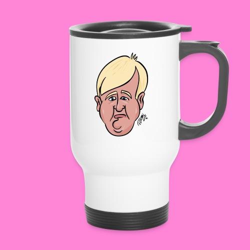 Donald - Thermosmok met draagring