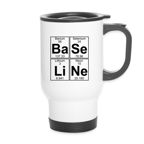 Ba-Se-Li-Ne (baseline) - Full - Travel Mug