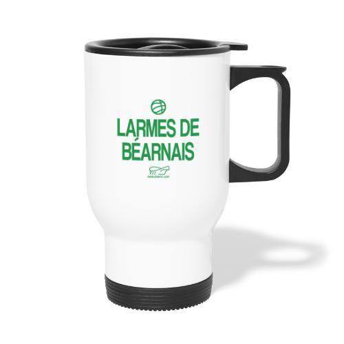 LARMES DE BÉARNAIS - Tasse isotherme avec poignée