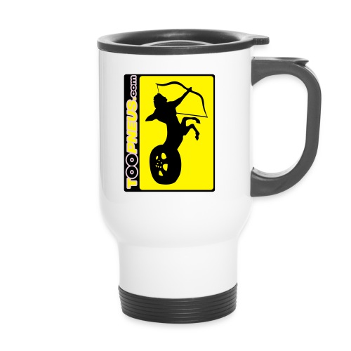 centaure plus toopneus vertical vectori - Mug thermos