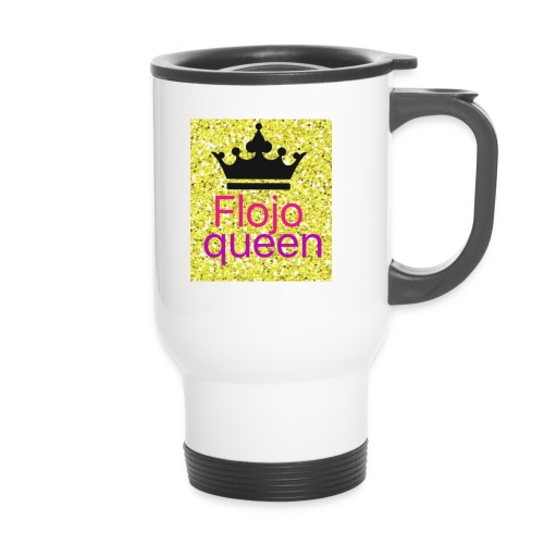 Queens - Thermal mug with handle