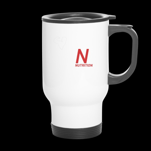 Climax Nutrition Logo - Thermal mug with handle