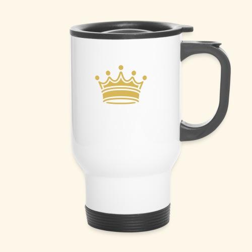 crown - Travel Mug