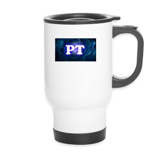 Project T Logo - Travel Mug