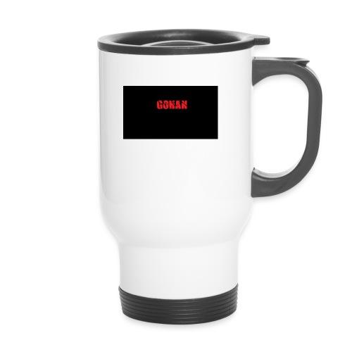 logo - Tazza termica