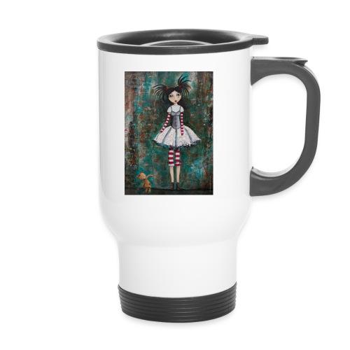 prinsess goth - Tasse isotherme avec poignée