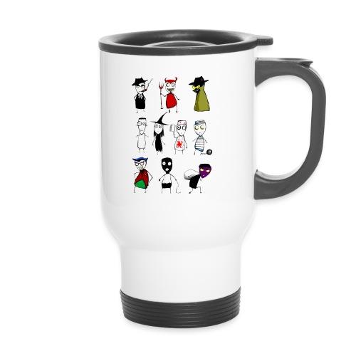 Bad to the bone - Travel Mug