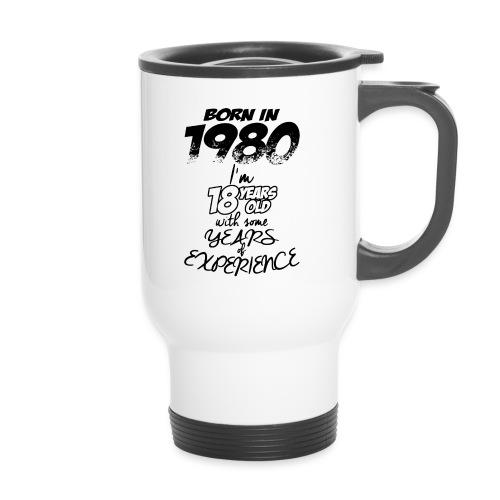 born In1980 - Travel Mug