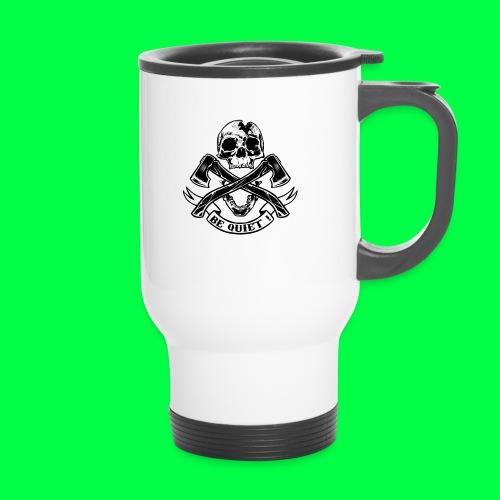 BE QUIET - Mug thermos
