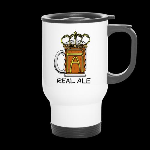 Real Ale - Travel Mug