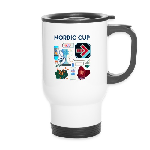 Nordic 2018 - Kahvallinen termosmuki