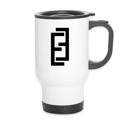 MY LOGO - Thermal mug with handle