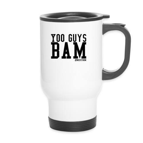 BAM! - Thermobecher mit Tragegriff
