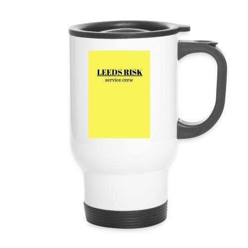 leeds risk - Travel Mug