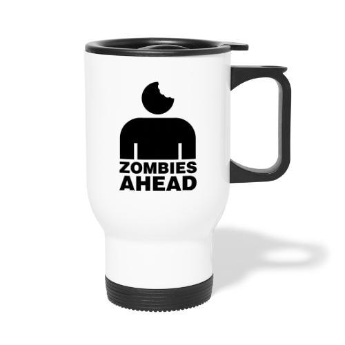 Zombies Ahead - Termosmugg