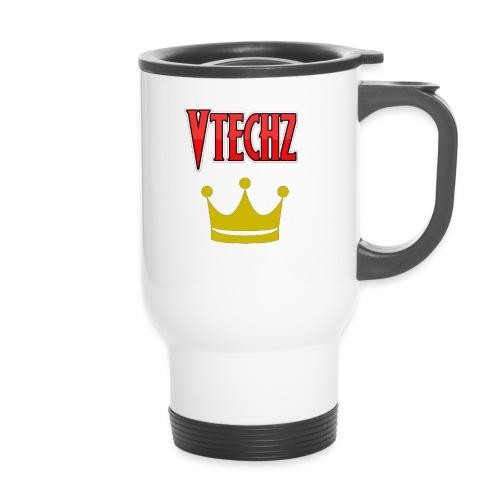 Vtechz King - Travel Mug