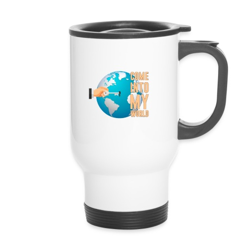 Caro cloth design - Travel Mug