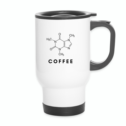 COFFEE - Taza termo con asa