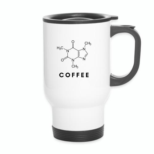 COFFEE - Termosmugg med handtag
