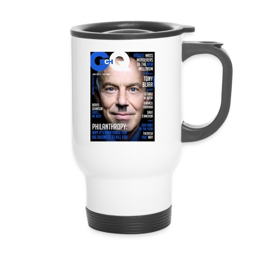 GCHQ Magazine - Travel Mug